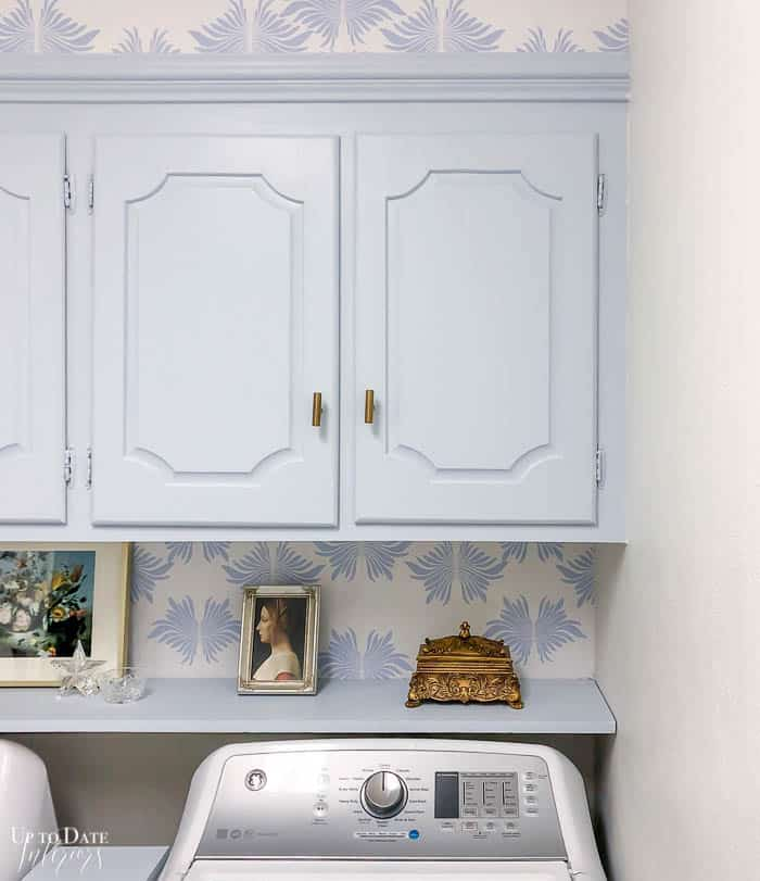 Diy Laundry Room Makeover Edited 10