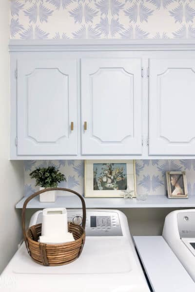 Diy Laundry Room Makeover Edited 9