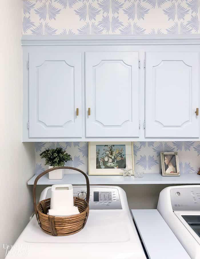 Diy Laundry Room Makeover Edited 9