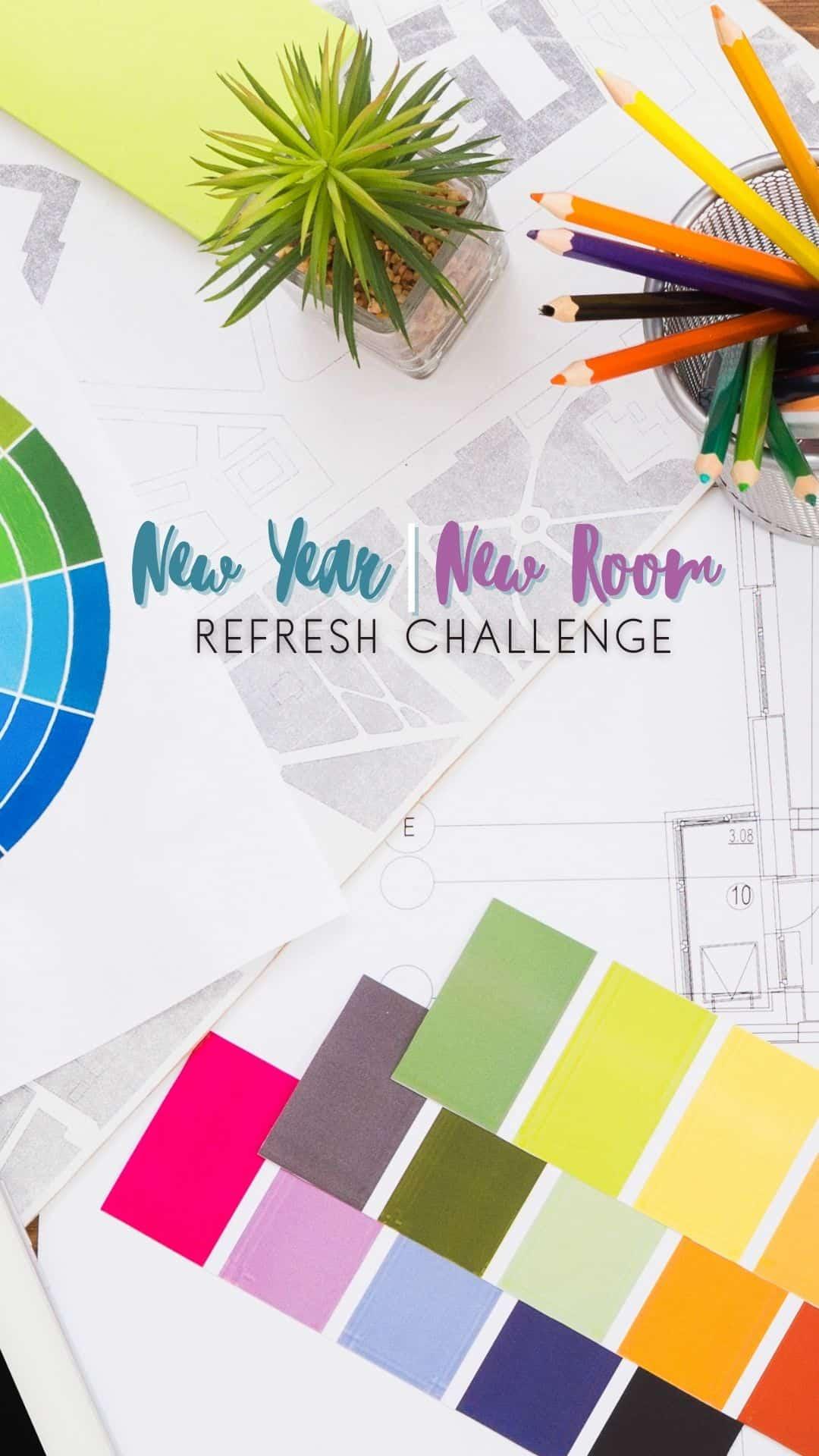 New Year New Room Refresh Challenge 2021 Igstory