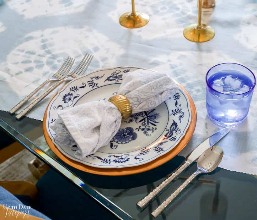 Blue And White Table Setting Resized Watermark 7