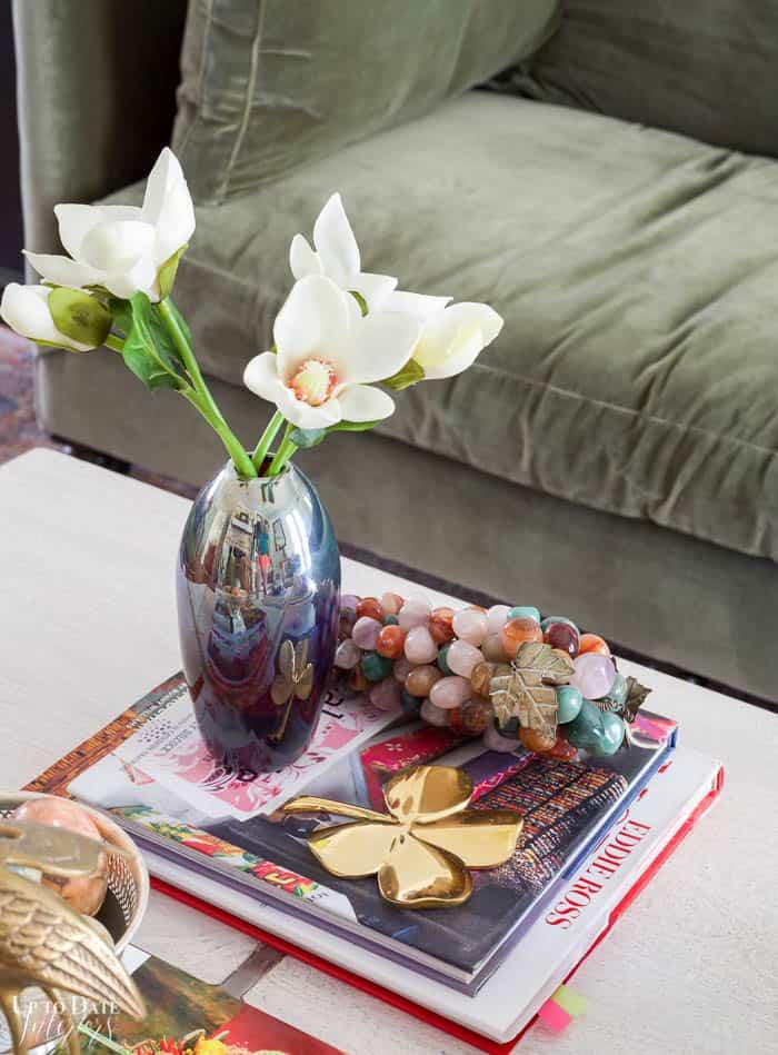 Boho Easter Baskset Spring Living Room Wm Resized 16