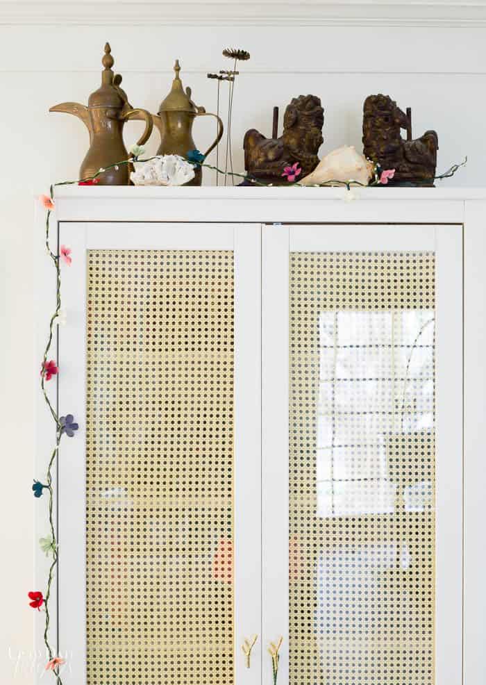 Boho Easter Baskset Spring Living Room Wm Resized 6