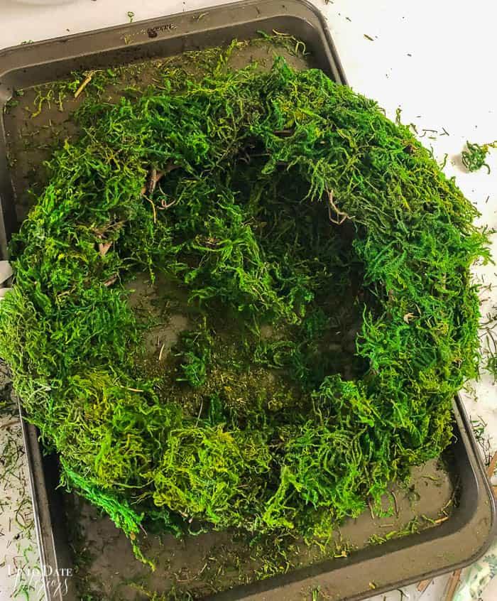 Diy Moss Wreath Steps Resized 3