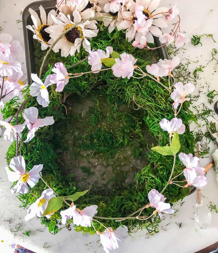 Diy Moss Wreath Steps Resized 4