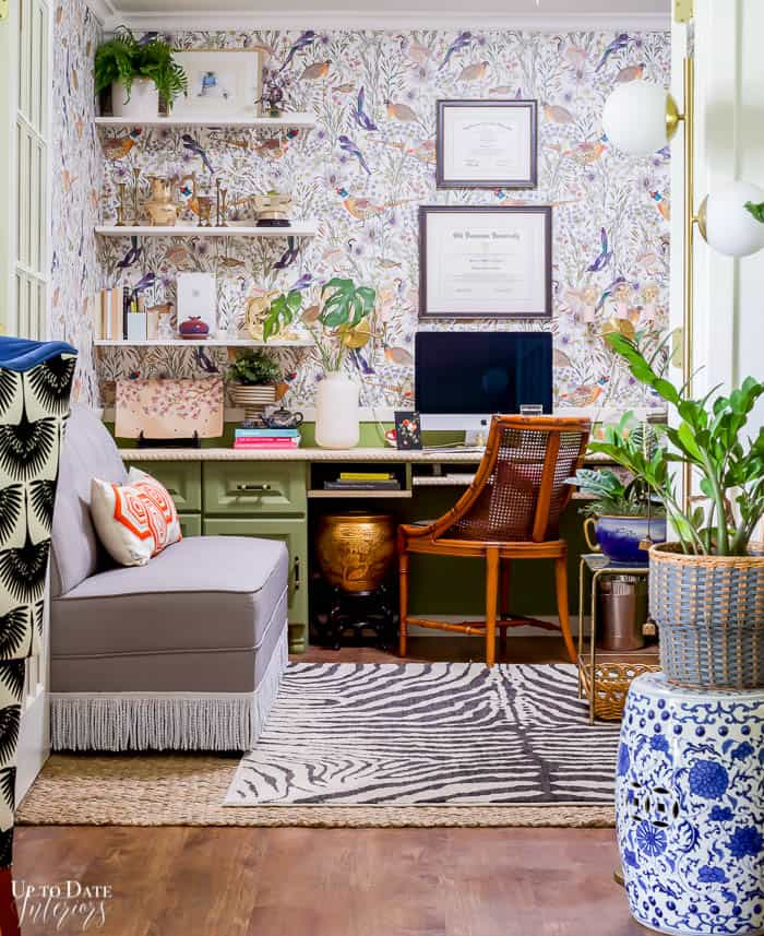 Summer Home Decor Lifestyle Office 2