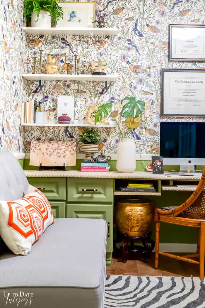 Summer Home Decor Lifestyle Office 3