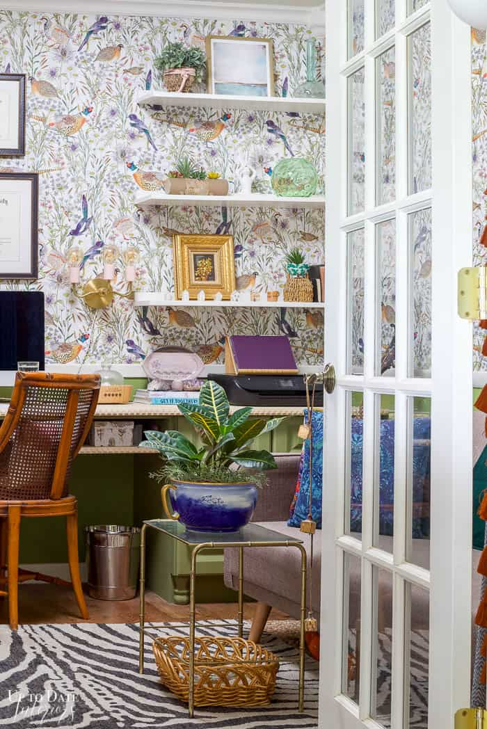 Summer Home Decor Lifestyle Office 4