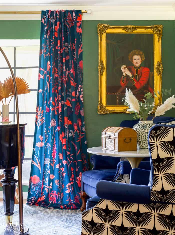 Summer Home Decor Lifestyle Piano Studio Foyer 2